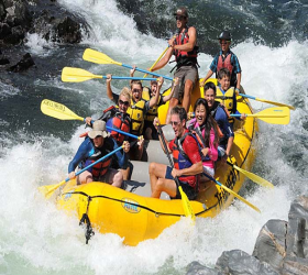 White Water Rafting and Adventures