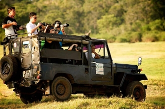 Wild Safari Tour at Habarana